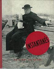 RARE EO 1960 E.J. KLINSKY + ROBERT DOISNEAU + COLLECTIF + PHOTOS : INSTANTANÉS