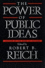 The Power of Public Ideas (1990, Paperback)