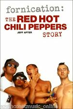 Fornication The Red Hot Chili Peppers Story Paper Back Edition RHCP Pepers Book