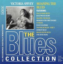 VICTORIA SPIVEY, Moaning The Blues [1996 CD] Orbis Collection