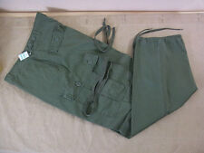 sz.XL US ARMY VIETNAM Feldhose Field Trousers Jungle Pants M64 oliv Hose 1st Cav