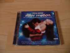 Doppel CD Slow Motion Special Edition: Queen Roxette Bette Midler Irene Cara ...