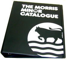 Morris Minor Centre Bath Parts Catalogue (CAT101)
