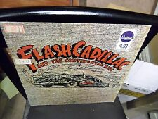 Flash Cadillac and The Continental Kids LP 1972 Epic Records VG+ IN Shrink