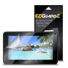 "2X EZguardz LCD Screen Protector Skin Cover HD 2X For DigiLand DL700D 7"" Tablet"