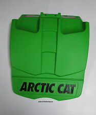 Team Arctic Cat Green Snowflap Mudflap 2014-2017 ZR XF M  6639-398