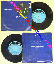 LP 45 7'' THOMAS DOLBY I scare myself Cloudburst at shingle street no cd mc dvd