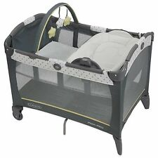 Graco Pack n Play Playard with Reversible Napper and Changer in Sprinkle New