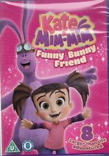 Kate & Mim Mamma - Divertente Amico Di Coniglietto - DVD - Nuovo E Sigillato