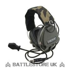 Z Tactical Sordin Headset Airsoft Radio Comtac IPSC Camo zTactical zSordin UK