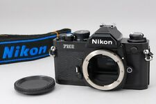 **Mint** Nikon FM2N 35mm SLR Film Camera Black Body from Japan