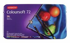 Derwent Coloursoft 72 Pencil Tin