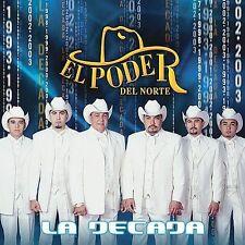CD New/Sealed El Poder Del Norte, La Decada
