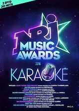 Nrj Music Awards 2016 Karaoké (Coffret 2 DVD) - DVD  NEUF