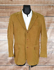 Gant Corduroy Men Jacket Blazer Size EU50, Genuine