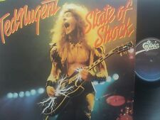 TED NUGENT State of Shock Holland 1979 Vinyl 12 INCH Collectors Edition LP