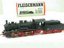 FLEISCHMANN 4155  DAMPFLOK BR 55 4455 der DB  EH267