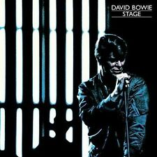 Stage [Virgin] [Digipak] by David Bowie (CD, Feb-2005, 2 Discs, EMI Music...