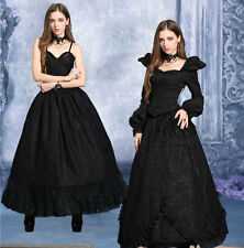 Jupon volume long gothique vampire victorien pinup princesse Darkinlove