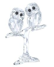 Swarovski Baby Owls # 5249263 New 2017 in Original Box