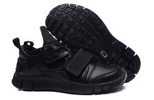 NEW NIKE LAB FREE HUARACHE CARNIVORE SP BLACK MEN'S SIZE 12 (801759 001)