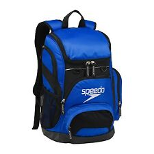 Speedo Large Teamster Backpack Swim Bag 35 L Liter ROYAL BLUE New with Tags