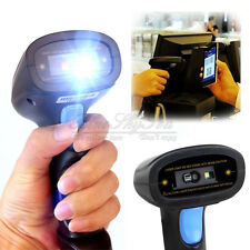 2D QR Mobile Pay Hand-Held Laser Barcode Code Reader Quadcore Fast High Density