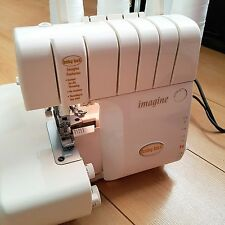 Baby Lock IMAGINE BLE1AT Overlocker (with accessories)