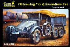 CAMIÓN ALEMANES KRUPP PROTZE Kfz.70 Cargo, CAESAR Miniaturas 7207