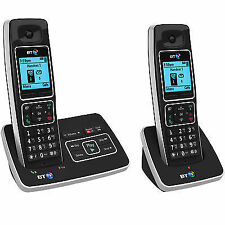 BT 6500 Triple Cordless DECT Phone with A/Machine & Nuisance Call Blocking