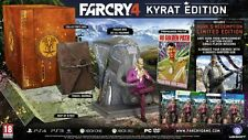 Far Cry 4 Kyrat Limited Collector's Edition Xbox 360 AUS PAL *NEW* + Warranty!!