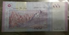 Willie: Malaysia Rm100 UNC  (ZB1871173)