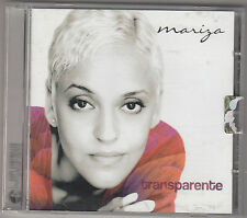 MARIZA - transparente CD
