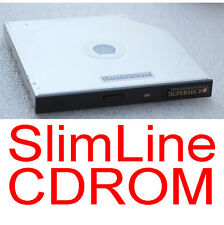 Slimline SLIM LINE Cdrom Cd-Rom F. Notebook Server TEAC