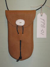 FPB-01 BEIGE MOUNTAIN MAN FIRE PISTON CARRY POUCH POUCH ONLY FREE SHIPPING IN US