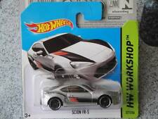 HOT WHEELS 2014 #227/250 Scion Fr-S argento Hw Workshop