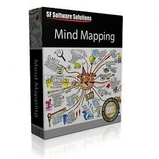 MIND MAPPING SOFTWARE - TASK TIME PROJECT MANAGEMENT SUITE ON CD FOR WINDOWS
