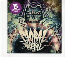 (GR541) Metal Hammer 223, Global Metal vol 3, 15 tracks - 2011 CD