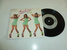 "SABRINA - All Of Me - 1988 UK 2-track 7"" Vinyl Single"