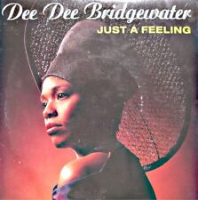 ++DEE DEE BRIDGEWATER just a feeling/i go my way SP 1990 POLYDOR VG++