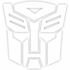 "Transformers Autobots Autobot Logo 4"" Vinyl Decal Sticker Car Window Laptop"