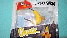 """*Angry Birds Movie Toy Collectible Figure - """"Chuck"""" NEW 2016, Sealed"""
