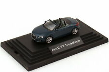 1:87 Audi TT Roadster 8J 2006 teal blue blue blue - Dealer Edition OEM Wiking