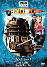 Doctor Who - The Complete First Season, Vol. 2, Very Good DVD, Barnaby Edwards,