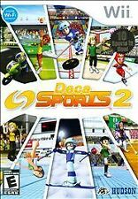 BRAND NEW SEALED WII incl 10 Sports in One!  Deca Sports 2 (Nintendo Wii, 2009)