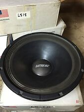 "NEW Old School Earthquake 18"" Competition Subwoofer,ULTRA Rare,Vintage,USA"