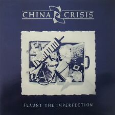 China Crisis Flaunt The Imperfection Us Lp