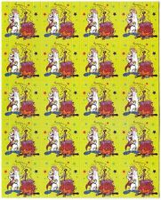GETAFIX  - COLLECTABLE ACID BLOTTER ART FOR FRAMING