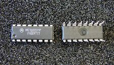 MC10H101P Motorola Quad OR/NOR Gate, DIP-16, Qty.2