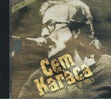 CEM KARACA - THE BEST OF VOLUME 5 TURKISH MODERN FOLK SINGER 13-tracks YAVUZ CD